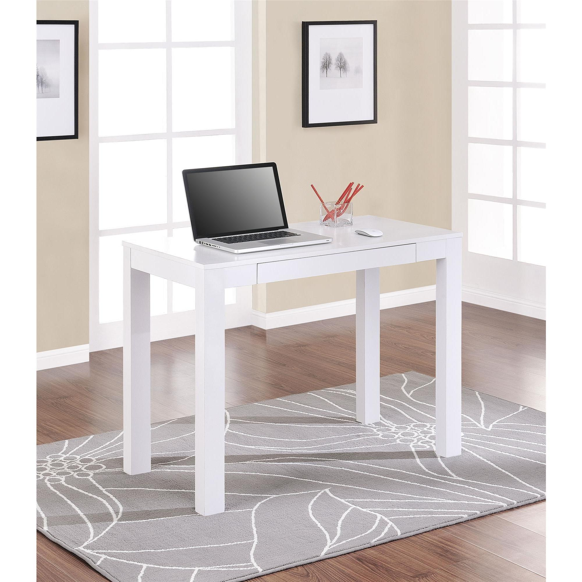 AT HOME by O Altra Parsons White Laptop/ Writing Desk at Sears.com