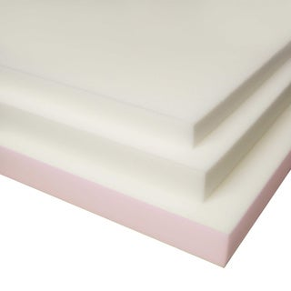Splendorest 3-inch Slab Memory Foam Topper