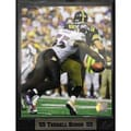 Encore Select Baltimore Ravens Terrell Suggs Photograph Plaque (9 x 12)