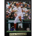 Encore Select Washington Nationals Ryan Zimmerman Photograph Plaque (9x12)