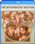 The Seven-Per-Cent Solution (Blu-ray/DVD)