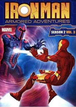 Iron Man: Armored Adventures: Season 2: Vol. 3 (DVD)