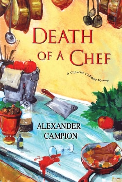 Death of a Chef (Hardcover)