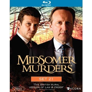 Midsomer Murders: Set 21 (Blu-ray Disc) 9971112