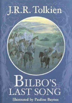 Bilbo's Last Song: At the Grey Havens (Hardcover)