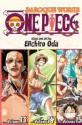 One Piece 13-14-15: Baroque Works (Paperback)