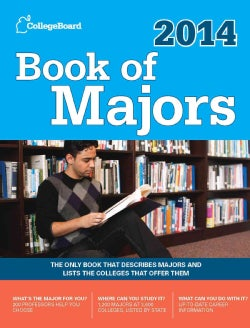 Book of Majors 2014 (Paperback)