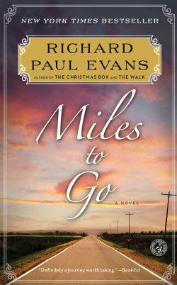 Miles to Go (Paperback)