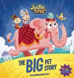 The Big Pet Story (Hardcover)