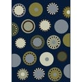 Artisan Circles Area Rug