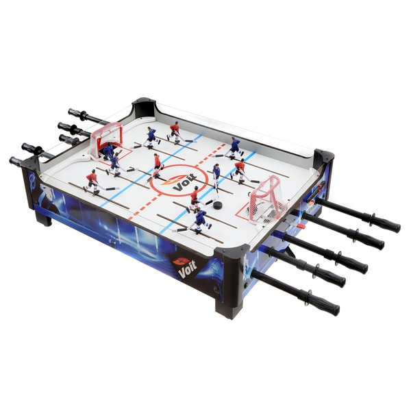 Voit 33-inch Table Top Rod Hockey Game