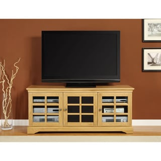 Altra Furniture Oak 61-inch Traditional TV Console