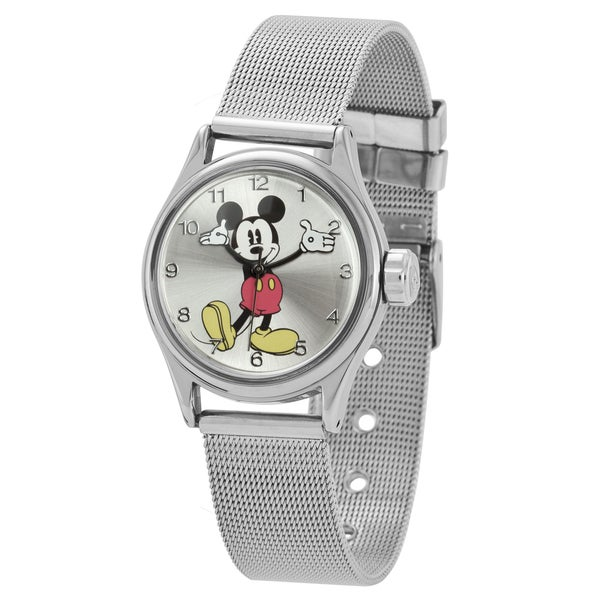 Disney Ingersoll Women's Water-Resistant Mickey Mouse Watch
