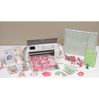 Cricut Expression Christmas Bundle w/Bonus Cartridges & Tool Kit