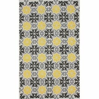 nuLOOM Handmade Spanish Tiles Trellis Rug