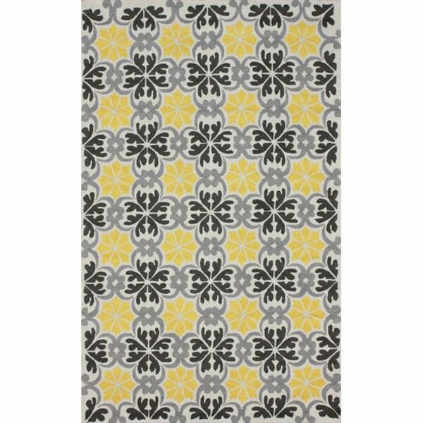 nuLOOM Handmade Spanish Tiles Trellis Rug - 14806119 - Overstock.com Shopping - Great Deals on ...
