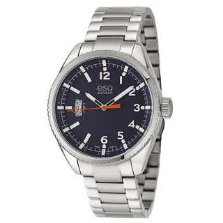 ESQ by Movado Men's Stainless Steel Catalyst Watch