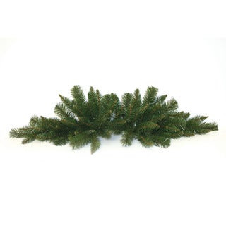 Good Tidings Allegheny Fir Swag Seasonal Decor