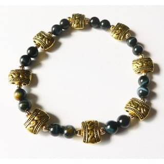 'Eye of the Tiger' Stretch Bracelet