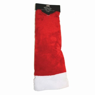 Good Tidings Red/ White 48-inch Tree Skirt
