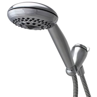 Waterpik Medallion PowerSpray Chrome 7-setting Hand Shower