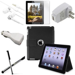 BasAcc Case/ Headset/ Chargers/ Stylus/ Protector for Apple iPad 2