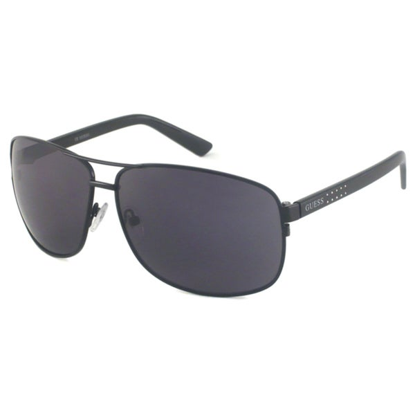 Guess Men's GU6325 Aviator Sunglasses