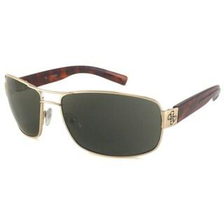 Guess Men's GU6588 Aviator Sunglasses