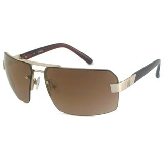 Guess Men's GU6592 Rimless Sunglasses