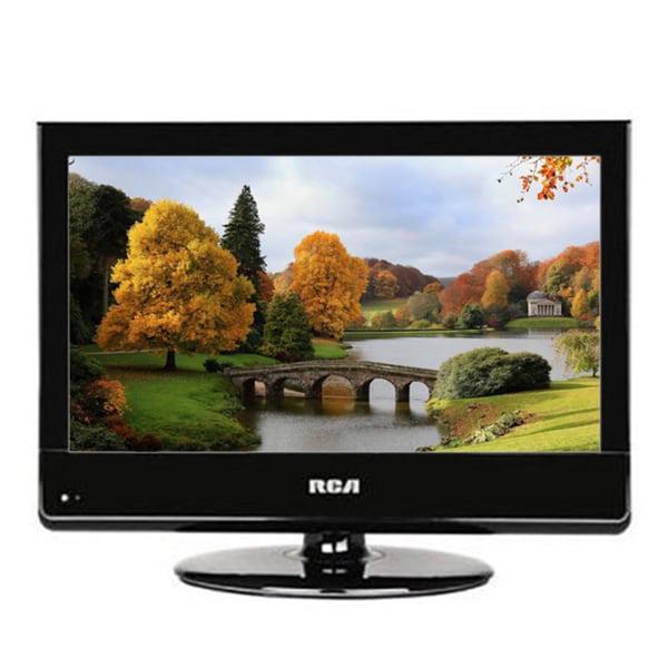 RCA 19LA30RQD 19-inch 720p LCD TV/ DVD Combo (Refurbished)