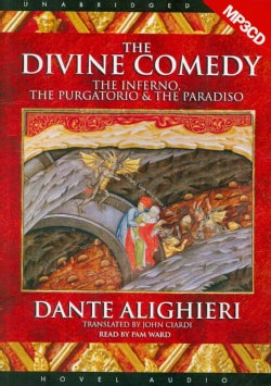 The Divine Comedy: The Inferno, the Purgatorio & the Paradiso (CD-Audio)