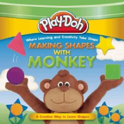 Making Shapes with Monkey (Board book)