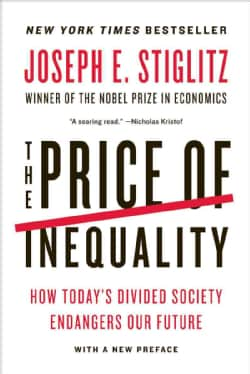 The Price of Inequality (Paperback)