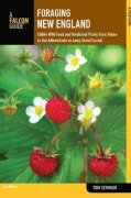 A Falcon Guide Foraging New England: Edible Wild Food and Medicinal Plants from Maine to the Adirondacks to Long ... (Paperback)
