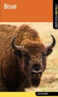 Falcon Pocket Guide Bison (Paperback)