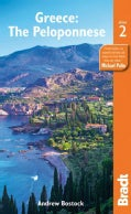 Bradt Greece: The Peloponnese (Paperback)