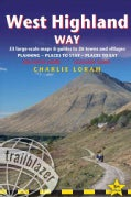 West Highland Way: Glasgow to Fort William (Paperback)
