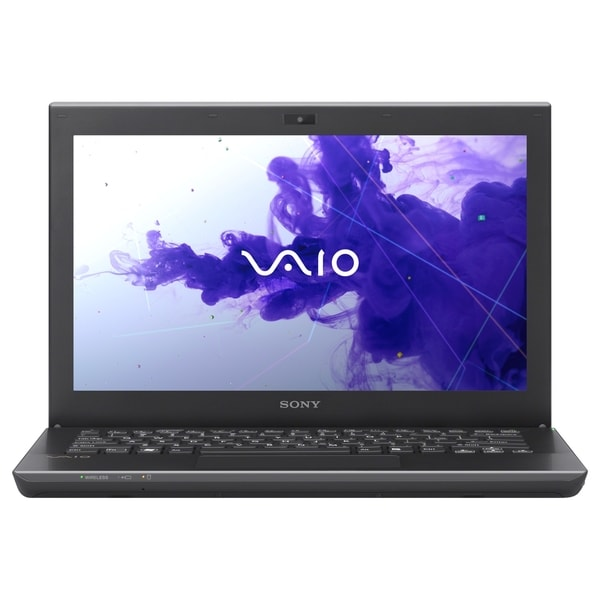 "Sony VAIO SVS13A25PXB 13.3"" LED Notebook - Intel Core i7 i7-3520M Dua"