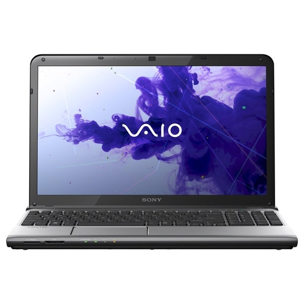 "Sony VAIO E SVE1512MPXS 15.5"" LED Notebook - Intel Core i5 (3rd Gen)"