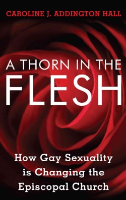 A Thorn in the Flesh: How Gay Sexuality Is Changing the Episcopal Church (Hardcover)