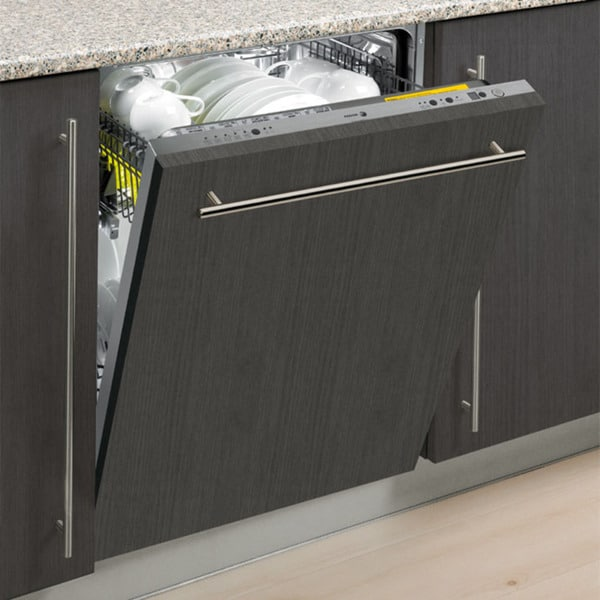 Fully Integrated Stainless Steel Dishwasher