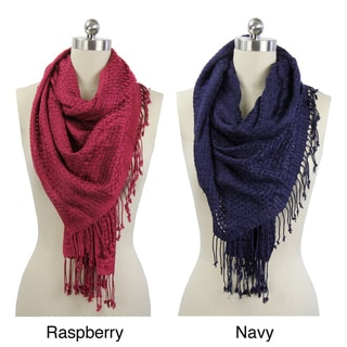 Basket Weave Scarf (India)