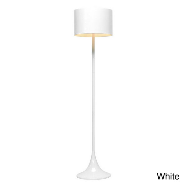 Tulip White Modern Floor Lamp