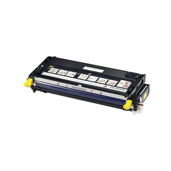 Xerox Phaser 6180 Yellow Compatible Toner Cartridge
