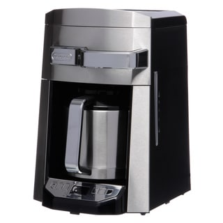 DeLonghil Stainless Steel 12-cup Coffee Maker