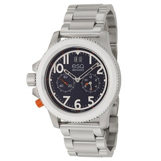 ESQ Men's Stainless Steel Fusion Watch