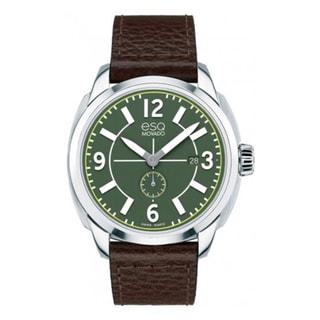 ESQ Men's Stainless Steel Swiss Green Watch