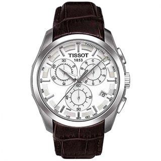Tissot Men's T-trend Couturier Chronograph Watch