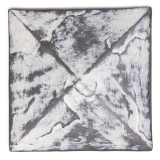 Metallicos Egyptian Damieta Vintage 4-inch x 4-inch Decorative Tiles (Set of 4)