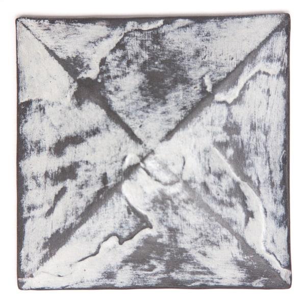 Metallicos Egyptian Damieta Vintage 4-inch x 4-inch Decorative Tiles (Set of 4)